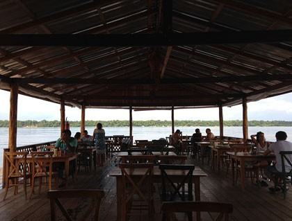 Restaurante Flutuante Flor do Luar